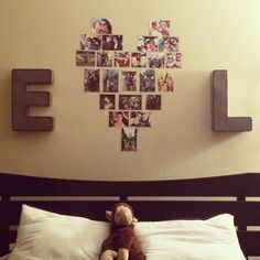 Cute idea for a couples apartment ❤️ with famrhouse style #emmyandleo