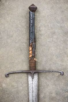 The state sword of Robert the Bruce