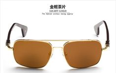 ee40d0418c4 chrome hearts Crowley heart myopia glasses frame female Korean retro round  personality full frame with myopia glasses of pure titanium man frome ...