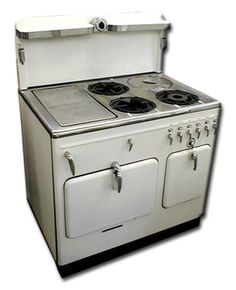 Chambers stoves are actually energy efficient, they self insulate and you can turn off the gas while cooking.