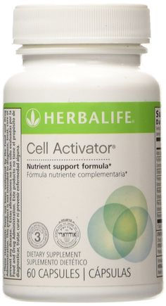 Herbalife Formula 3 Cell Activator 60 capsules -- Want additional info? Click on the image.