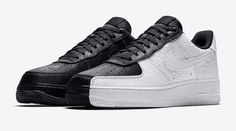 Nike is looking to keep the momentum it has with the Air Force 1 going as it is getting ready to release a new two-faced style that bears resemblance to a classic colorway of the past. The Nike Air Force … Continue reading → New Sneakers, Sneakers Fashion, High Top Sneakers, Sneakers Nike, Custom Sneakers, Nike Air Force Ones, Air Force 1, On Shoes, Me Too Shoes