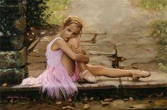 balerin yağlı boya tablolar - Google'da Ara