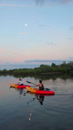 We have kayaks too!