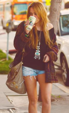 I miss this Miley