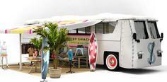 Tommy Hilfiger transforma ônibus em loja- Portal UseFashion