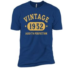 65th Birthday B-day Gift 65 years old 1952 T-Shirt
