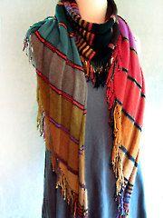 Sonoma Shawl Knit Pattern - Electronic Download