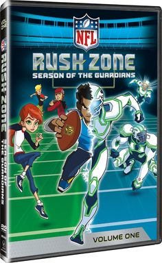 NFL Rush Zone: Season of the Guardians: Volume 1 - 2013 Holiday Gift Guide - Indiana Chronicle