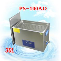 Ultrasound Cleaner Stainless steel Cleaning Machine glasses jewelry special purpose with basket Cleaning Appliances, Kitchen Appliances, Ultrasound, Ps, Purpose, Basket, Stainless Steel, Glasses, Jewelry