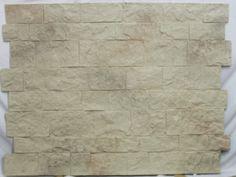 Paneles de poliuretano imitación piedra Castillo                 El panel decorativo Castillo Blanc...