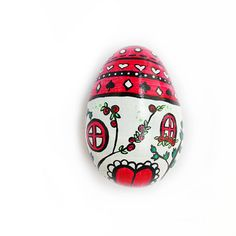 Wonderland handpainted paperweight original home and by Mammabook, €18.00