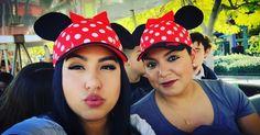#disney #disneyland #disneyland60 #sleepingbeauty #mickeymouse #minniemouse #ootd #beautyblogger #makeupblogger #latinablogger #motd #anastasiabrows #anastasiabeverlyhills #katvondbeauty #lolita #houseoflashes #tarte #tarteletteinbloom #abhglow #gleam #nars #maccosmetics #morphegirl #realtechniquesbrush #lauramercier #toofaced #benefit by l0litaunicorn
