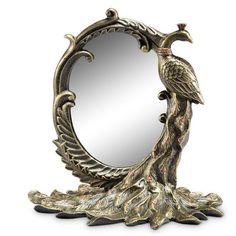 SPI Home Peacock Table Mirror | Wayfair