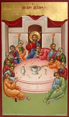 Holy Quotes, Last Supper, Mystic, Scene, Painting, Color, Home, Painting Art, Colour