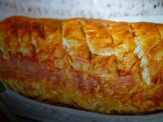 Strudel di verdure - con pasta sfoglia -