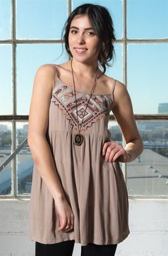 Embroidered Tunic {Jane Deals}