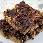 Chocolate Butterscotch Crispy Rice Treats