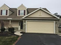 113 Farmington Way, Mount Joy~ Beautiful Large Semi - Large 1st floor Master Suite, walk-in closet, new vanity, kitchen-Granite, All new stainless appliances, deck, partially finished lower level w/walk-out, 2-car garage, vaulted ceiling. Great layout! A must see!!