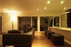 リビング 施工例 マキハウス: 福岡の注文住宅・戸建分譲・リノベーション
