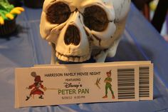 Momma's Playground: Family Movie Nights. Her Peter Pan Themed Movie Night is truly a memorable event.