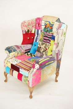 Sometimes we send out samples to clients with yes & no envelopes then cover the chair in yes's
