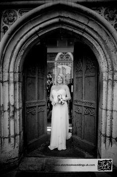 Chapel Door, wedding photo