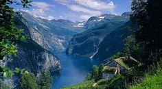 I fiordi norvegesi: lo sapevi che...? a cura di Michela Lagnena - http://www.vivicasagiove.it/notizie/fiordi-della-norvegia-un-paradiso-cristallino/