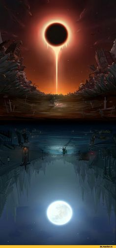 Dark Souls and BloodBorne wallpaper Planets Wallpaper, Wallpaper Space, Scenery Wallpaper, Galaxy Wallpaper, Wallpaper Backgrounds, Dark Angel Wallpaper, Black Hole Wallpaper, World Wallpaper, Wallpaper Pictures