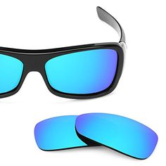 a7787eeef4e Revant Replacement Lenses for Oakley Montefrio Polarized Ice Blue  Replacement Lenses