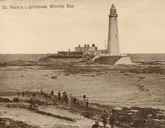 St Marys Lighthouse WHITLEY BAY United Kingdom by TheOldBarnDoor Padi Diving, Scuba Diving, Backpacking Spain, Spain Culture, Diving Course, Spain Holidays, Koh Tao, Photo Postcards, Spain Travel