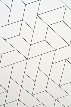 Black and white Tile pattern | black white prints | | black white prints art | | black white prints pattern | http://www.thinkcreativo.com/