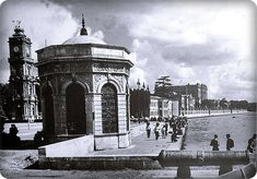 Dolmabahçe - 1930 lar