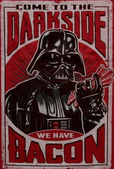 dark side bacon