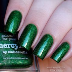 piCture pOlish = Irina wearing 'Hercyina' LOVE thank you!  www.picturepolish.com.au