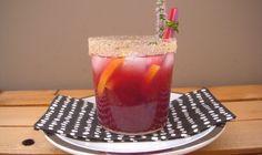 Tè freddo ai mirtilli e menta fresca | UNO cookbook