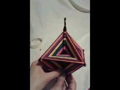 Mandala Tejido Tutorial 3D - YouTube