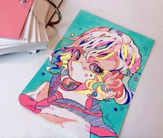 Cartoon Kunst, Anime Kunst, Cartoon Art, Kunst Inspo, Art Inspo, Art And Illustration, Manga Art, Anime Art, Character Art