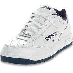 Dallas Cowboys Tennis Shoes Reebok