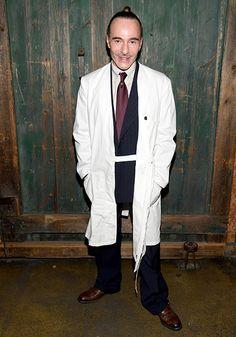 Джон Гальяно покажет свою первую мужскую коллекцию для Maison Margiela