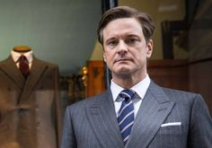 First Look: Colin Firth In Matthew Vaughn's 'Kingsman: The Secret Service'