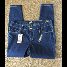 New woman's plus jeggings by Jade Jeans size 16 New w tags, see pics, 75% cotton, 22% polyester, 3% rayon, Jade jeans Pants