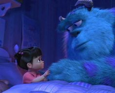 Yup.  I cry during Monsters, Inc.