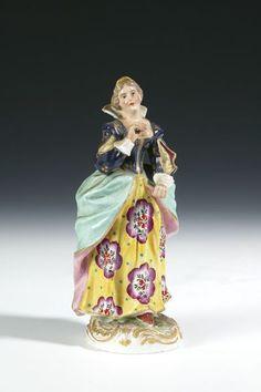 Figure Porcelain - Amazingly disturbing porcelain figurines by maria rubinke