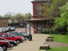 Downtown Kent, Ohio