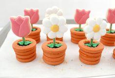 galletas con flores - Buscar con Google
