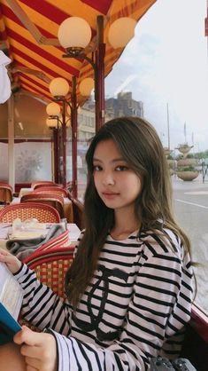 Blackpink Jennie, South Korean Girls, Korean Girl Groups, Tumbrl Girls, Blackpink Members, Mode Kpop, Black Pink Kpop, Blackpink Photos, Blackpink Fashion