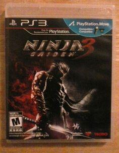 Ninja Gaiden 3 (Sony PlayStation 3, 2012)