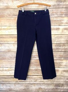 Lee Women's One True Fit Capri Pant Jeans Size 6 Stretch #Lee ...