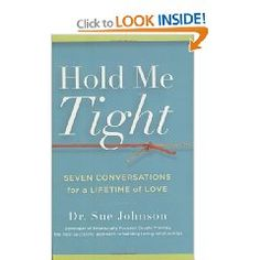 Excellent!Research based book with long turn results for couples..  Hold me tight!